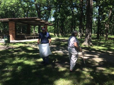 Yankee Woods Forest Clean Up